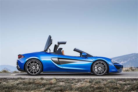 2018 Mclaren 570s Spider First Drive Review
