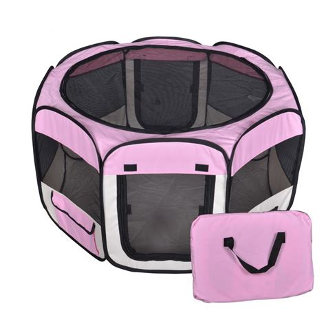small pet dog cat tent playpen exercise play  soft