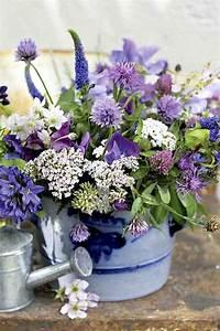 Bouquet Fleurs Blanches : the gallery for paint bucket pour ~ Premium-room.com Idées de Décoration