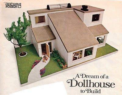 modern doll house plans cardboard dollhouse plans