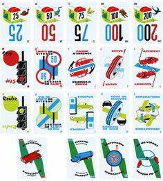 Mille Bornes En Ligne : 46 meilleures images du tableau vintage mille bornes jeux de cartes graphisme et jeux de soci t ~ Maxctalentgroup.com Avis de Voitures