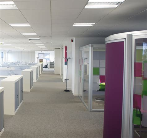 Principle Provide Office Interiors For Atkins