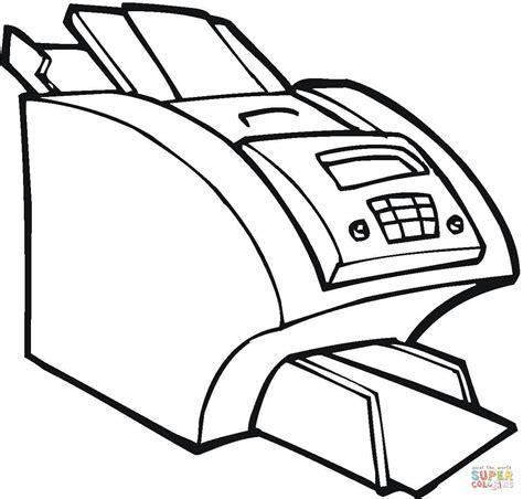 coloriage bureau coloriage imprimante de bureau coloriages à imprimer