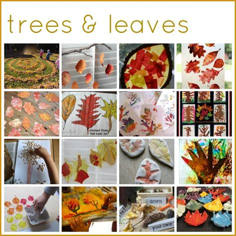 autumn play  art activities  kids