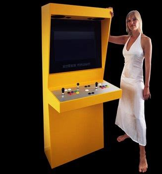 hackit modern arcade cabinets hackaday