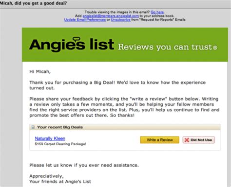 How To Get Small Business Reviews With Email Marketing