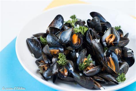 moules marinieres la cuisine dadeline
