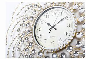 Decorative Wall Clocks Crystal – Decor References
