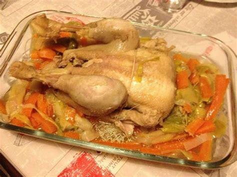 recettes de poules et poule au pot 3