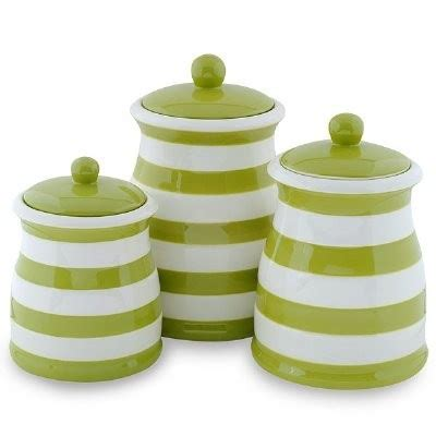 green kitchen canister set 1000 images about stuff to buy on ceramics