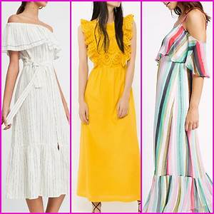 10 summer day dresses club forty With daytime summer dresses
