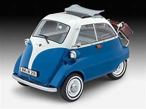 BMW Isetta 250 Export 1957 Model Cars Review