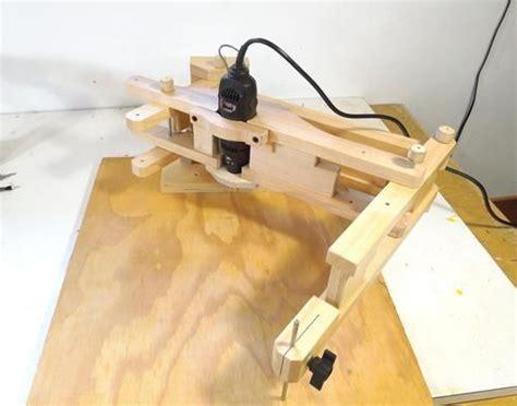 dremel tool mount   pantograph dremel tool