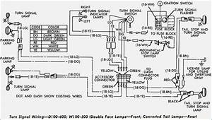 universal turn signal switch wiring diagram With wiring turn signals