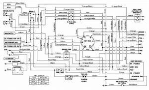 124 Cub Cadet Wiring Diagram