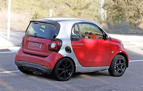 2015 Smart Fortwo Brabus Shows Details Geneva Debut Likely Autoevolution