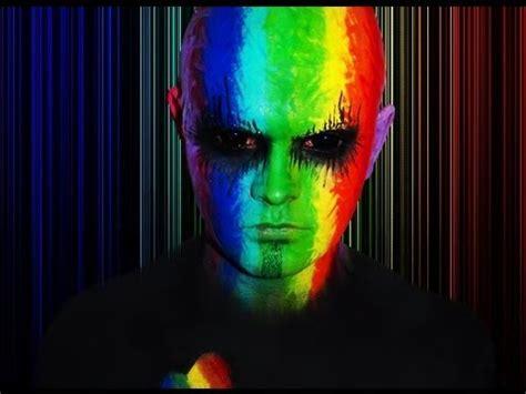 gay pride rainbow makeup tutorial youtube
