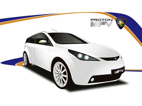 Reader Zarul's Proton Mpv Wallpaper