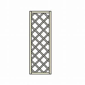 Badheizkörper 50 X 180 : rankgitter bangkiraifarben lasiert 60 cm x 180 cm kaufen bei obi ~ Bigdaddyawards.com Haus und Dekorationen