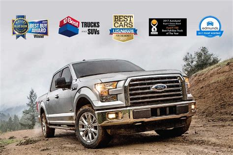2017 Ford® F 150 Truck   Built Ford Tough®   Ford.com