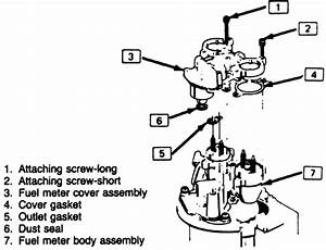 Where Can I Find A Diagram To Rebuild A 1987 Throttle Body