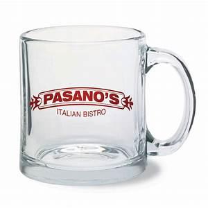 Tasse En Verre : tasse 13 onces en verre articles promotionnels et objets publicitaires ~ Teatrodelosmanantiales.com Idées de Décoration