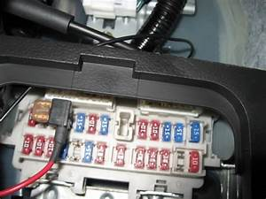 Infiniti G35 Coupe Fuse Box