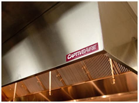 Commercial Kitchen Ventilation Systems   CaptiveAire®
