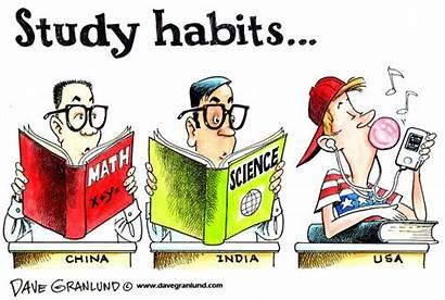Cartoon Education Satirical