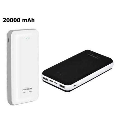 powerbank 20000mah test 20000 mah power bank mobile battery bank portable power