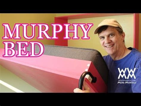 build  murphy bed   floor space