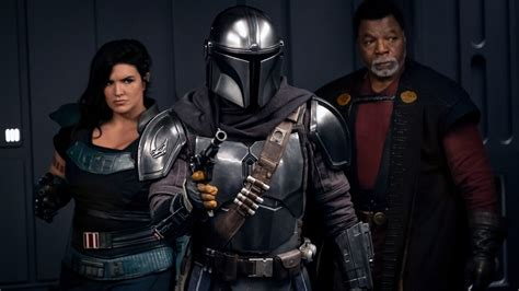 Disney+ Star Wars: The Mandalorian Season 2 Official ...