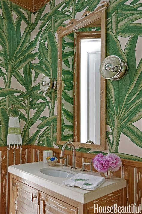 berbagai macam kamar mandi  warna unik  wallpaper