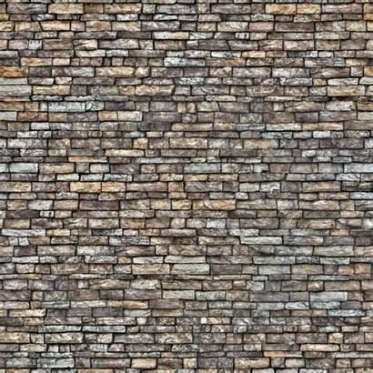 Stone Wall Warm Texture Seamless Tile Brick