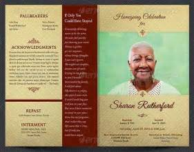 cost of wedding programs funeral program template 30 free documents in