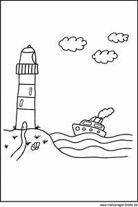 Malvorlagen Leuchtturm Kostenlose Ausmalbilder Fr Kinder
