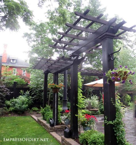 Backyard Structure Ideas by 20 Arbor Trellis Obelisks Ideas Gardens Stains And