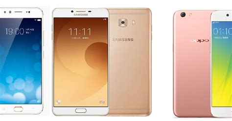 vivo x9 plus samsung galaxy c9 pro oppo r9s plus snapdragon 653 soc 6gb ram tech updates