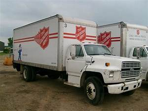 1993 Ford F700  Stock  Ca6933