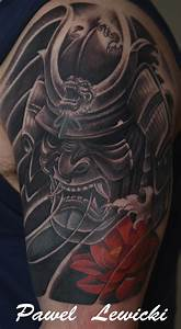#Japanese #warrior #mask | tatuering ny | Pinterest ...