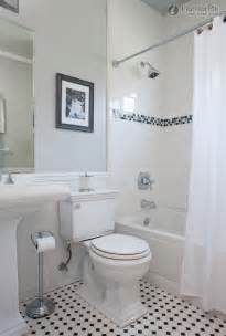 small bathroom ideas black and white effect picture of small squares in black and white tiles in the bathroom bathroom