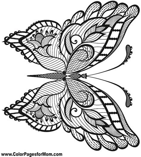 free butterfly coloring pages butterfly coloring page 38