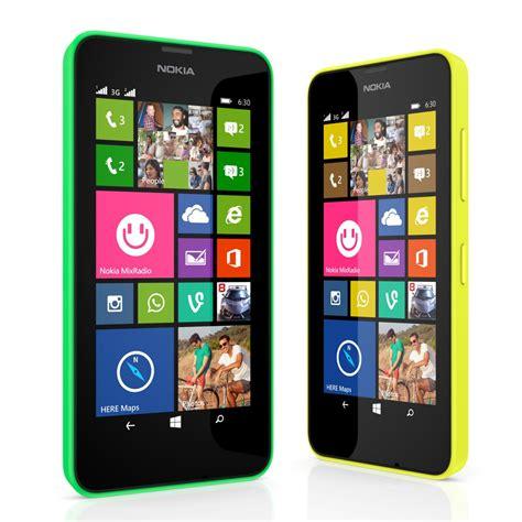 nokia windows phone nokia lumia 630 dual sim windows phone 8 1 handset announced