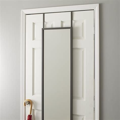 Bring Home Functional Style With An Overthedoor Mirror