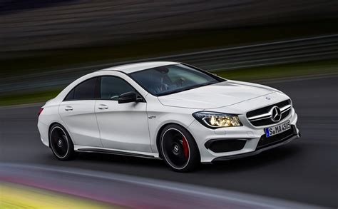 Mercedes BenzCar : Mercedes-benz Cla45 Amg Leaked
