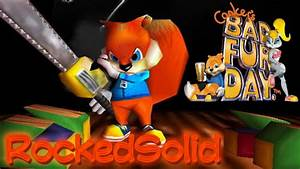 Conker39s Bad Fur Day Part 1One Bad Fur Day YouTube