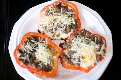 Keto Breakfast Pepper Rings Recipe • Keto Size Me