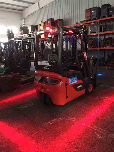 red zone safety light xrll red zone led forklift light led area warning line