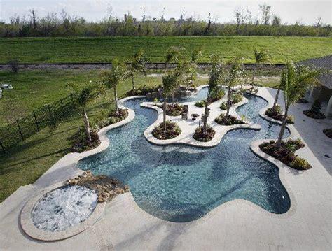 Backyard Pool With Lazy River by Best 20 Lazy River Pool Ideas On Backyard