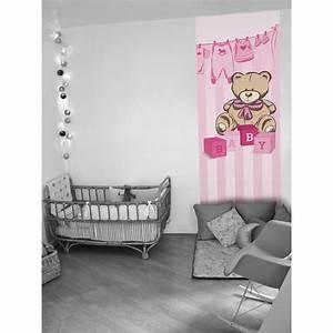 papier peint chambre bebe With chambre bébé design avec fleurs artificielles france